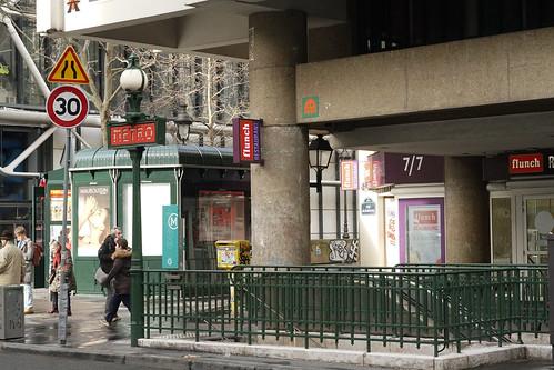 Rue Beaubourg - Paris (France)