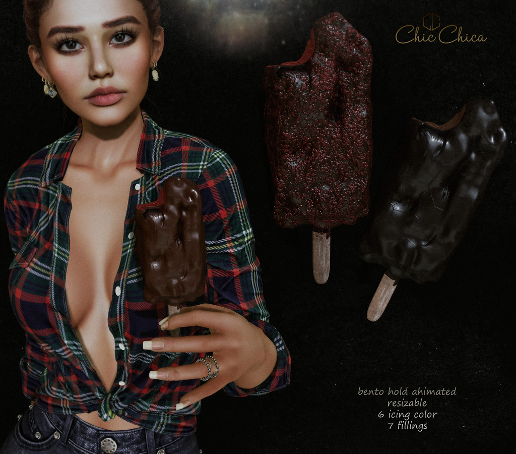 Ice cream by ChicChica @ Cosmopolitan