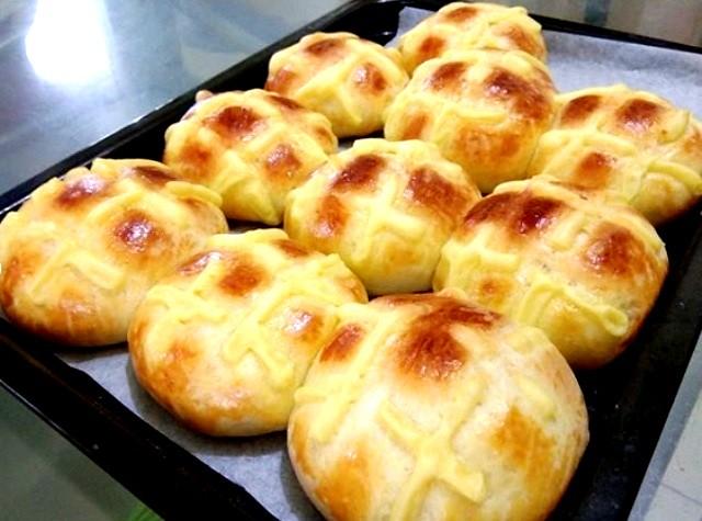 Melissa's potato bread