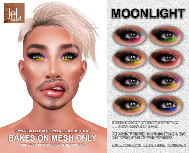 MOONLIGHT Eyeshadows