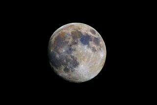 La luna minerale