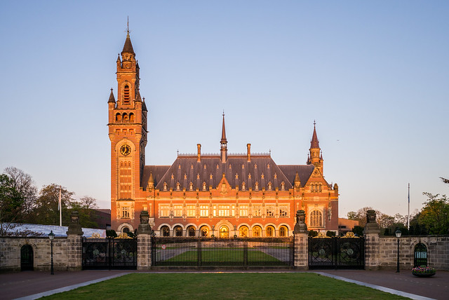 Peace Palace, The Hague
