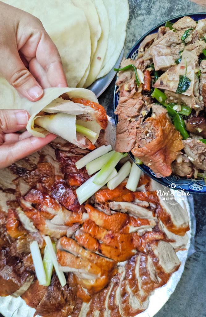 真味北平烤鴨莊 台中烤鴨16