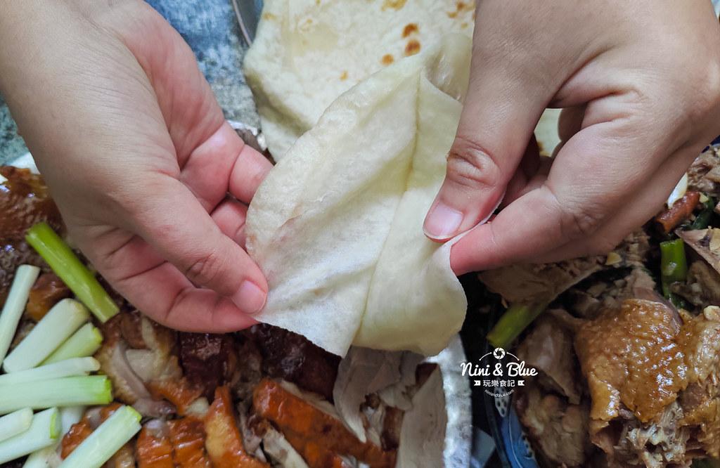 真味北平烤鴨莊 台中烤鴨13