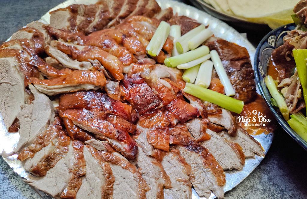 真味北平烤鴨莊 台中烤鴨10