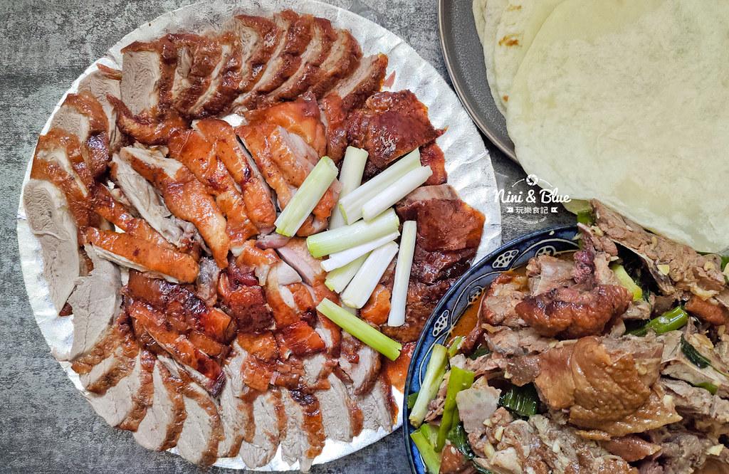 真味北平烤鴨莊 台中烤鴨09