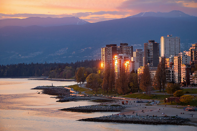🌅 Sunsets for Somebody Else 🌅 Vancouver, BC