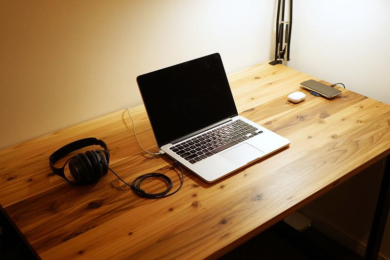 My current desk setup