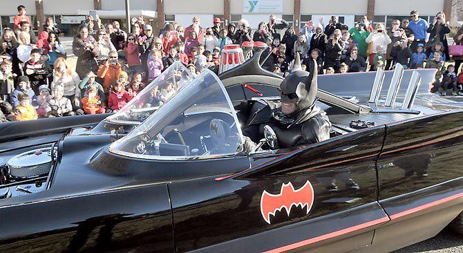 娛樂病童、拯救動物,這些真實世界裡的蝙蝠俠比布魯斯韋恩還要偉大