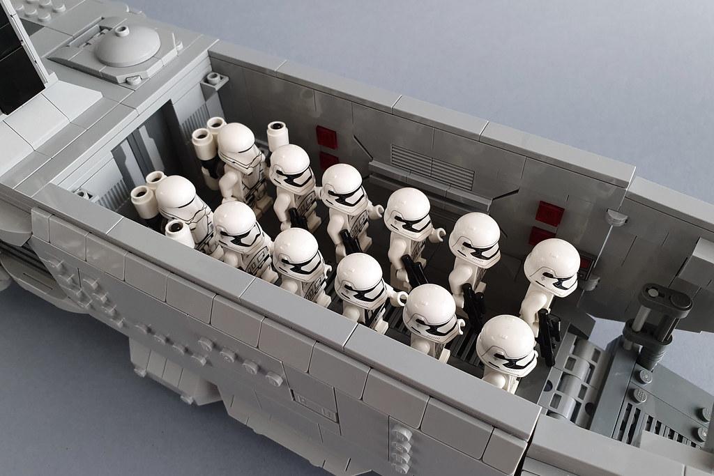 First Order Transporter