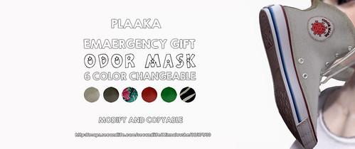 PLAAKA EMAERGENCY GIFT