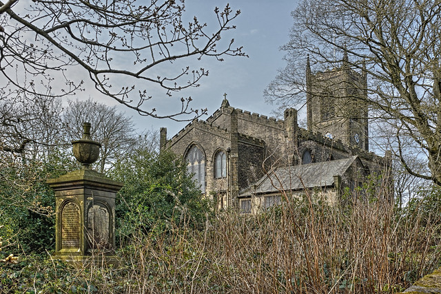 Coley Church (Nr Hipperholme)