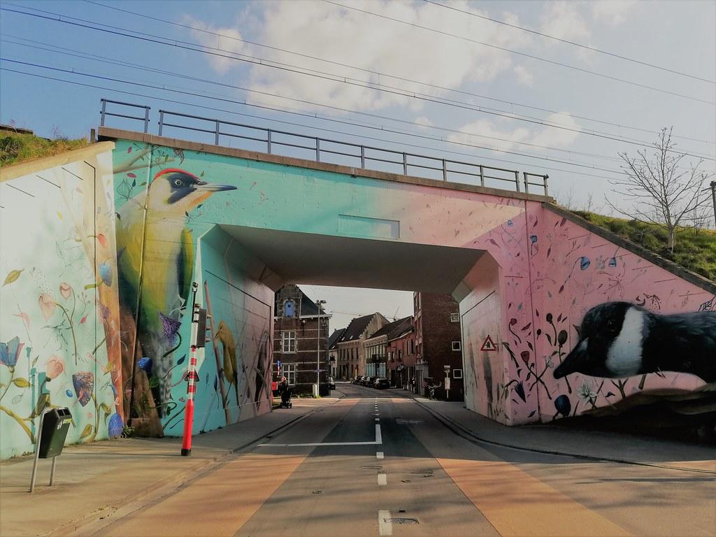 Arte callejero Lovaina (1)