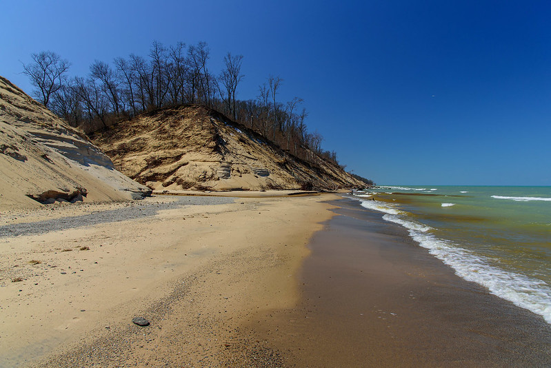 The Beach at Kintzle Ditch