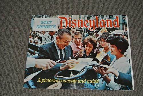 Walt Disney's Disneyland: A Pictorial Souvenir And Guide - 1963