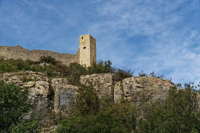 Forteresse de Mornas - Vaucluse