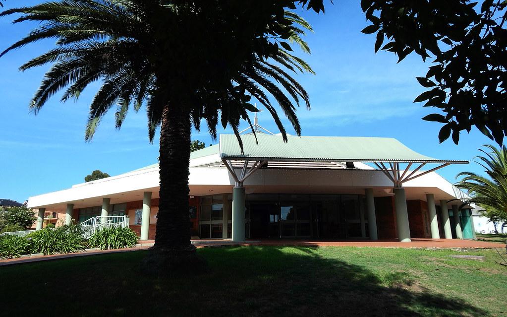 Korean Catholic Church, Silverwater, Sydney, NSW.