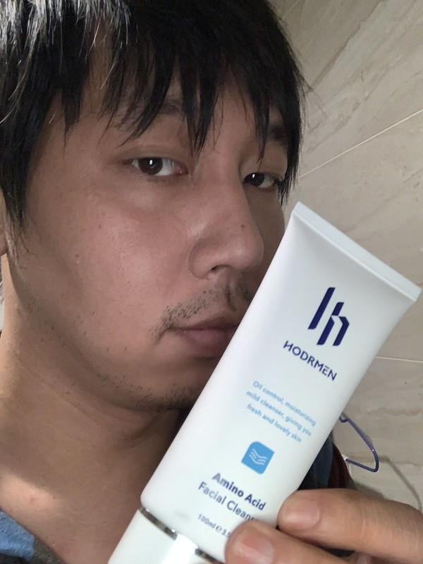 旅行必帶男性保養品|HODRMEN【男研堂 胺基酸洗面乳】玩了一天也能輕鬆清洗臉上的油膩! @秤瓶樂遊遊