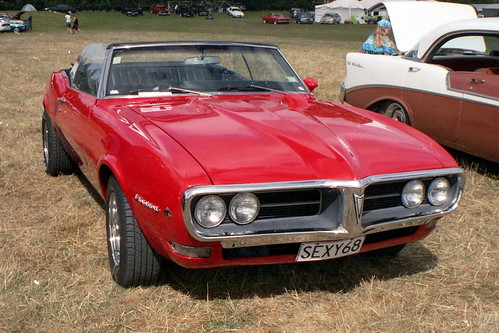 1968 Pontiac Firebird | by GPS 56