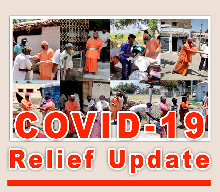 RELIEF UPDATE : COVID-19