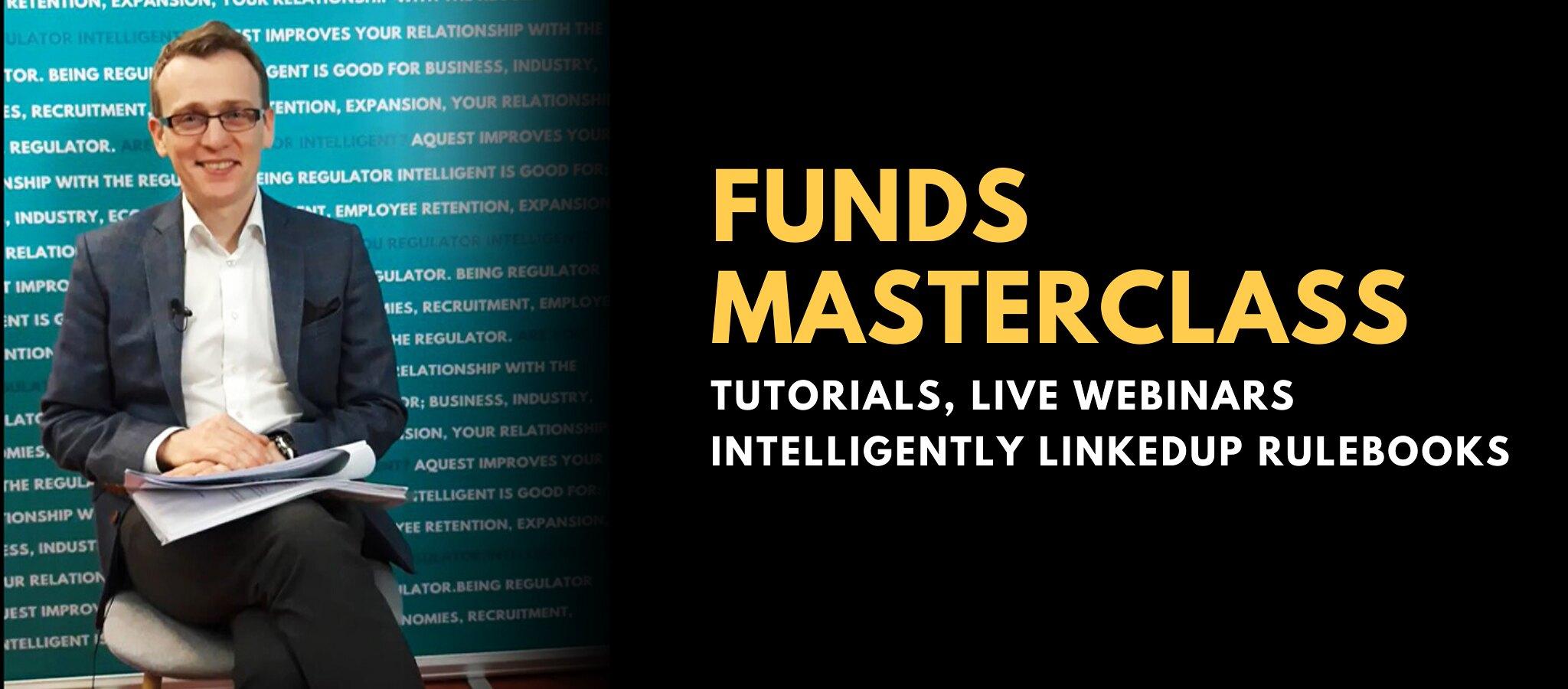 Funds Masterclass Banner
