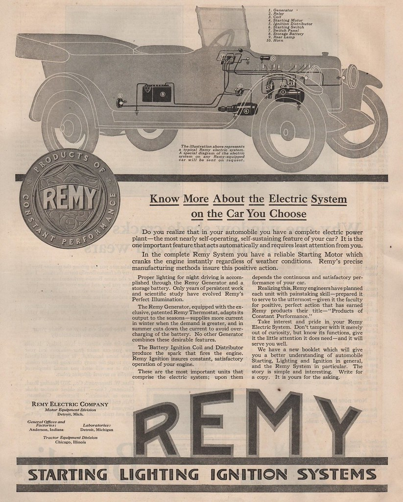 Remy 1919