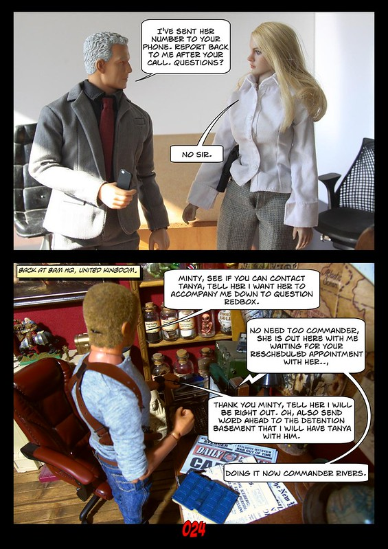 BAMComix - New Agent, New Problems - Chapter Two 49796711088_0cbc2b9c27_c