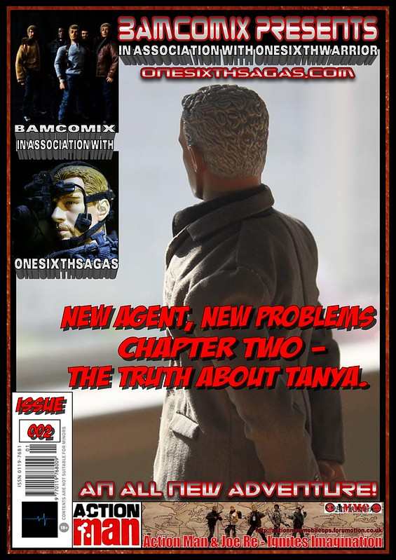BAMComix - New Agent, New Problems - Chapter Two 49796716813_e661da82d0_c