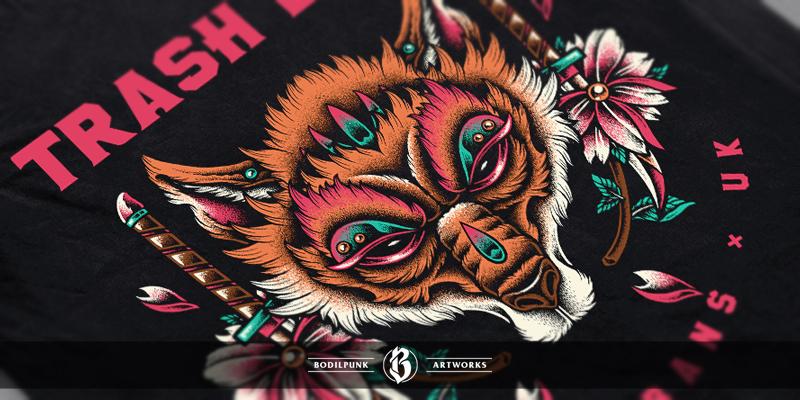 Details - Eastern Fox