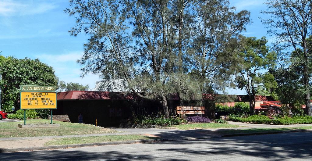 St Anthony's Catholic Church, Marsfield, Sydney, NSW.