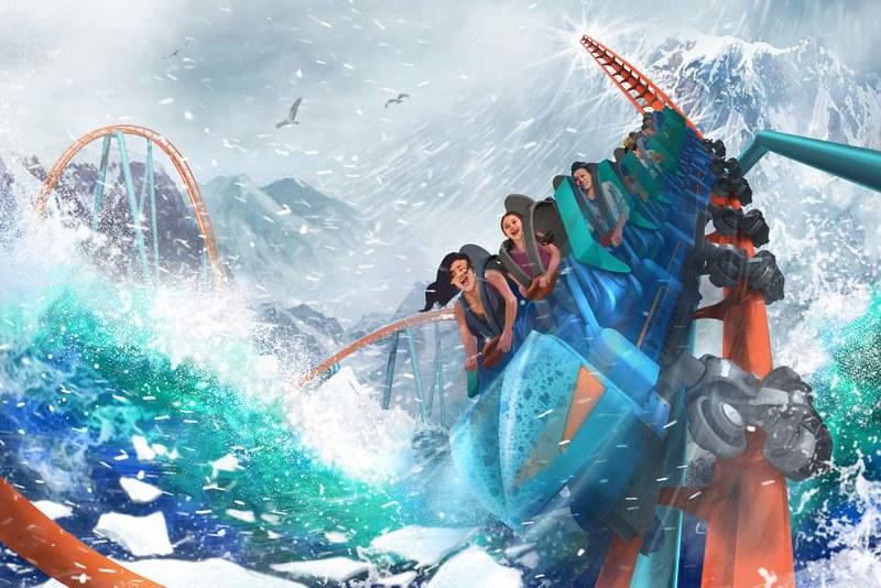Virtual Orlando Theme Park