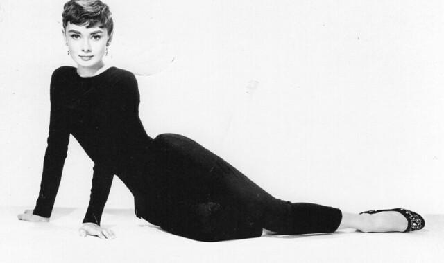 Audrey Hepburn ( British actress1929-1993)
