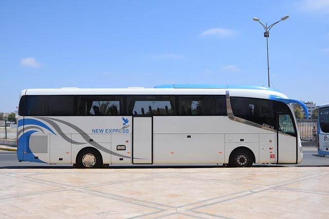 Irizar i6 Volvo R 430 B New Express Maroc Tours 82023 | alif | 33 - Casablanca - Morocco