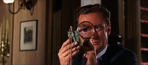 Ronald Howard dans Les Maléfices de la momie / The Curse of the Mummy's Tomb (Michael Carreras, 1964)