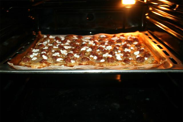 19 - Weiter im Ofen backen / Continue bake in oven