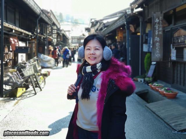 nagoya takayama old street