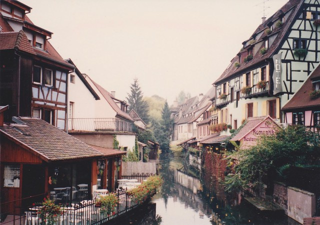 """Colmar Alsace - """"Petit Venice"""""""