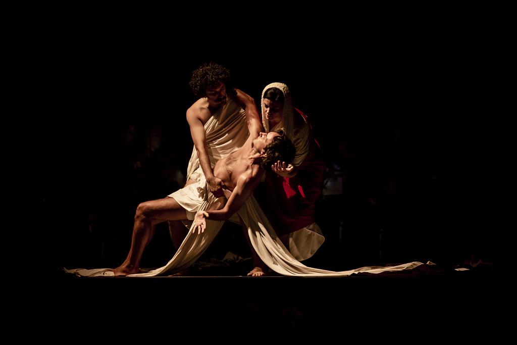 Resurrezione di Lazzaro - Caravaggio