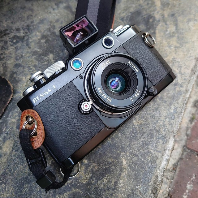 橫濱光學Avenon 28mm f3.5 28mm的旁軸世界