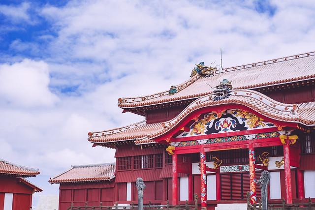 首里城 Shuri Castle
