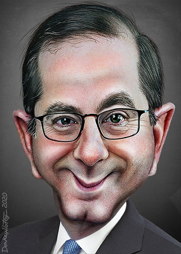 Alex Azar photo