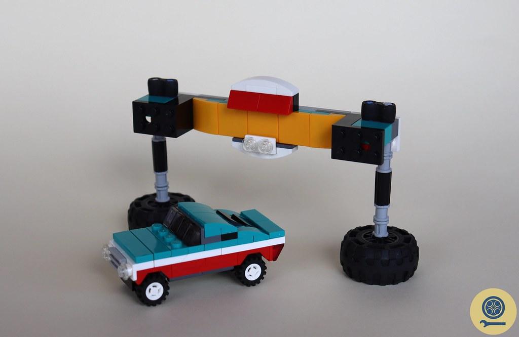 31101 Monster Truck 4