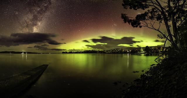 Aurora Australis - Woodbridge