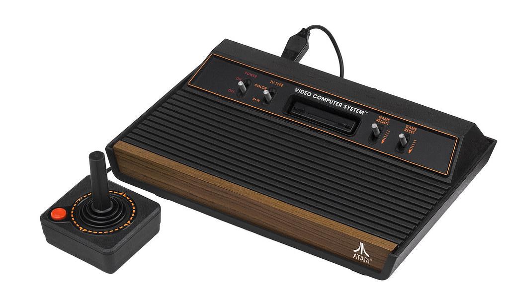 1977 - atari 2600