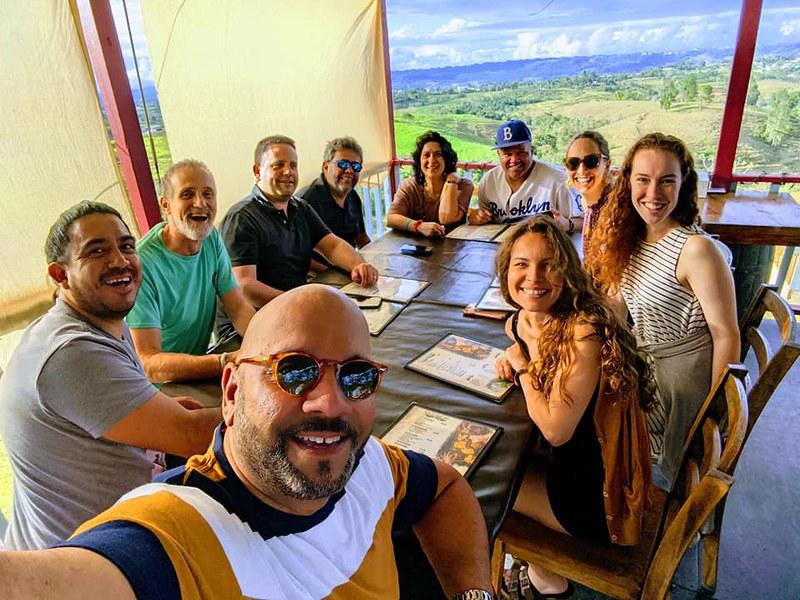 Puerto Rico Solidarity Trip