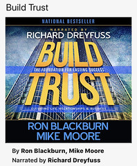 Great time to listen to the audio version narrated by Richard Dreyfuss!