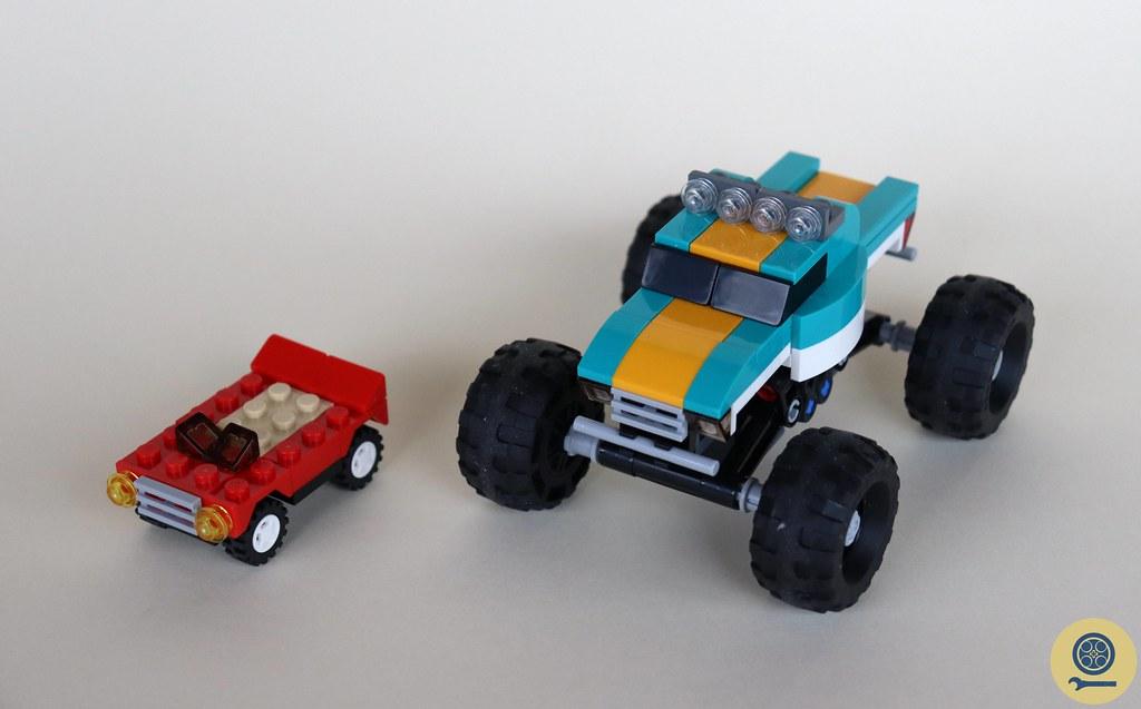 31101 Monster Truck 3