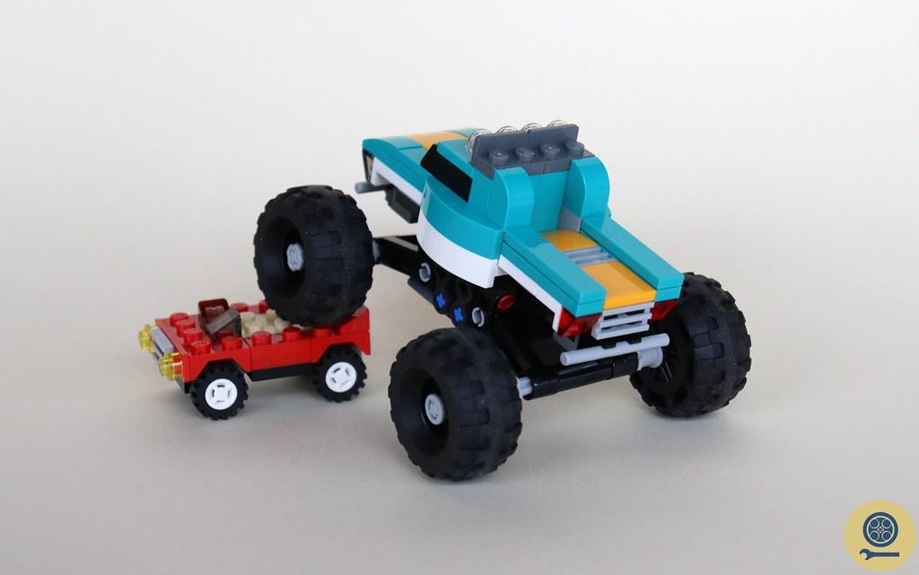 31101 Monster Truck 2
