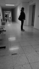 Hospital pasillo 1