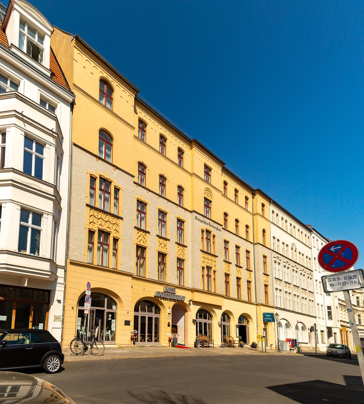 Ehemaliges Evangelisches Vereinshaus